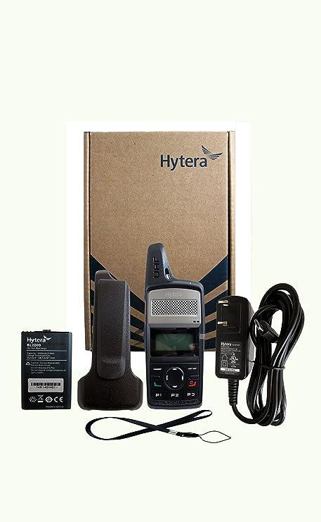 Hytera PD362UC - 3W, 256C UHF430-470MHz DMR Digital Two-Way Radio