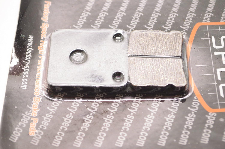Factory Spec FS-402 Brake Pad