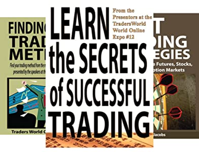 Traders World Online Expo Books (5 book series) Kindle Edition