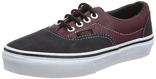 Vans Era Unisex Kids LowTop Sneakers Multicolor Suede  Leather