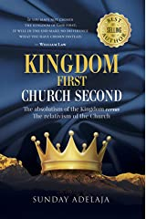 Kingdom First Church Second Kindle Edition