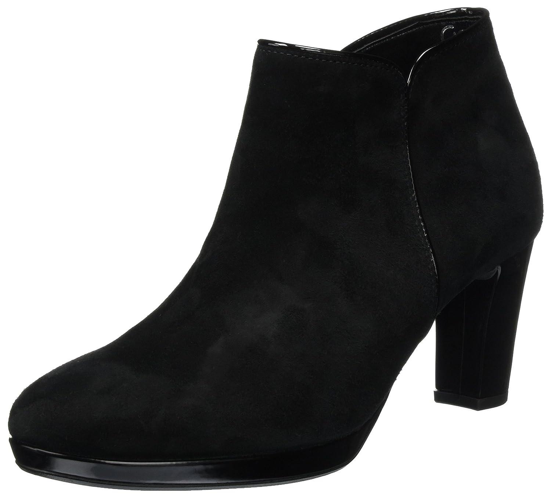 Gabor Shoes Comfort Basic, Botas para Mujer35 EU|Negro (47 Schwarz Ldf.)