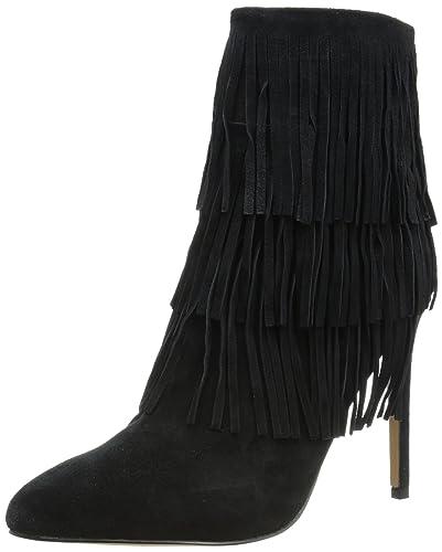 Amazon.com | Steve Madden Women\'s Flappper Boot | Ankle & Bootie