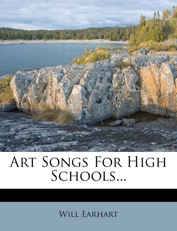 Read Online Art Songs For High Schools... pdf