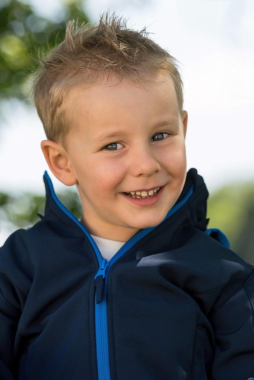 Playshoes Jungen Softshell-Set Jacke