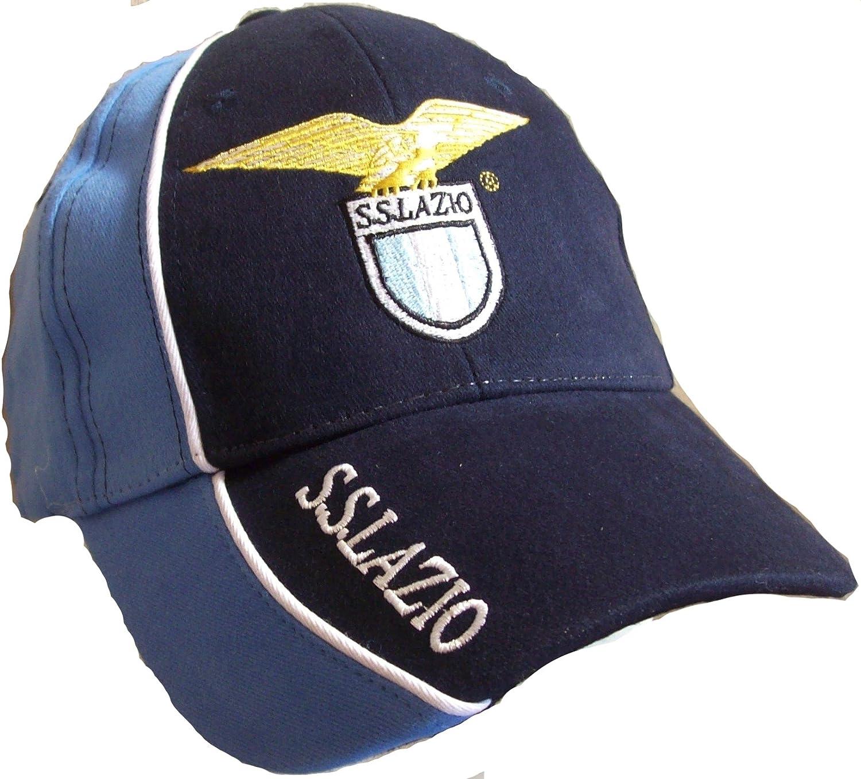 S.S. Lazio - Gorra con visera, oficial club de fútbol Lazio ...
