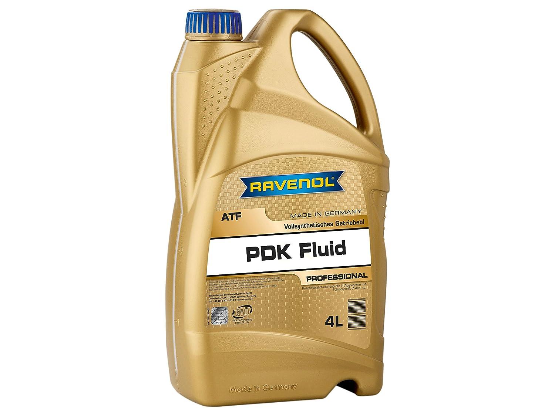 Ravenol j1d2222 ATF (automático) - PDK líquido para líquido de transmisión Caja de cambios Porsche doble embrague: Amazon.es: Coche y moto