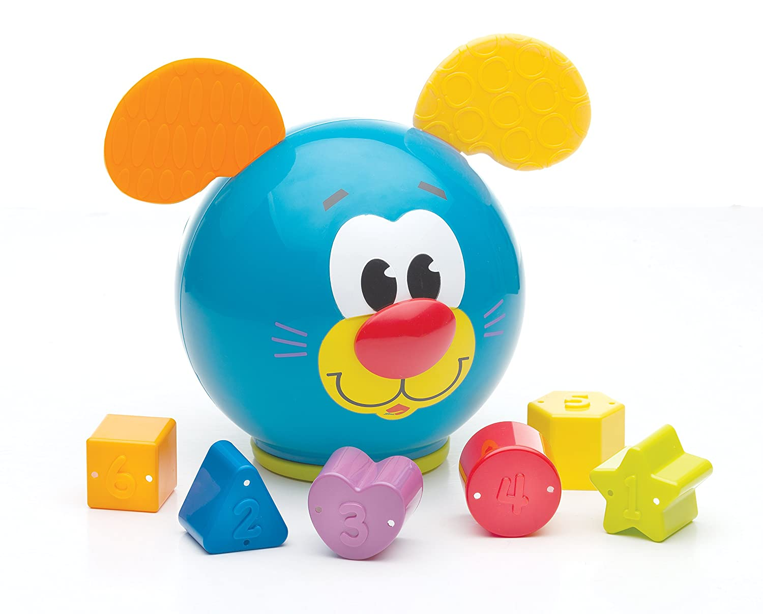 Playgro Puppy Shape Sorter GN for baby infant toddler children 6384021 Playgro is Encouraging Imagination with STEM//STEM for a bright future Great start for a world of learning Playgro USA