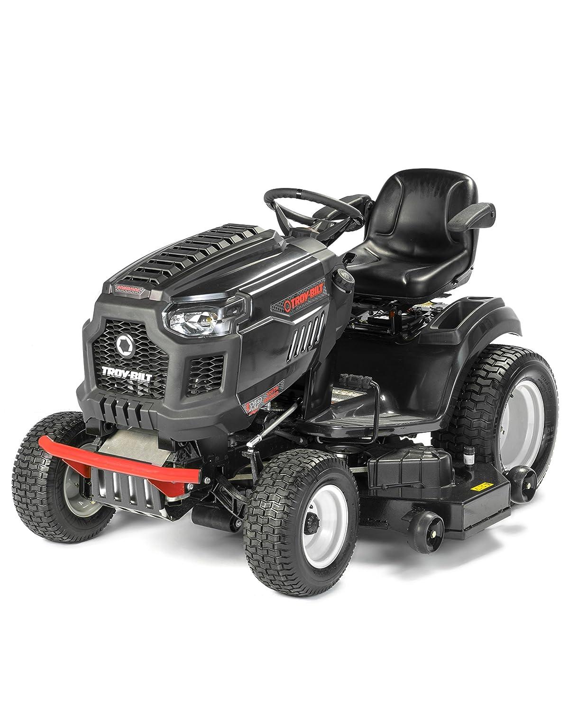 8963f298 Troy-Bilt Super Bronco XP 25 HP 54-Inch FAB Deck Electric Start Lawn Tractor