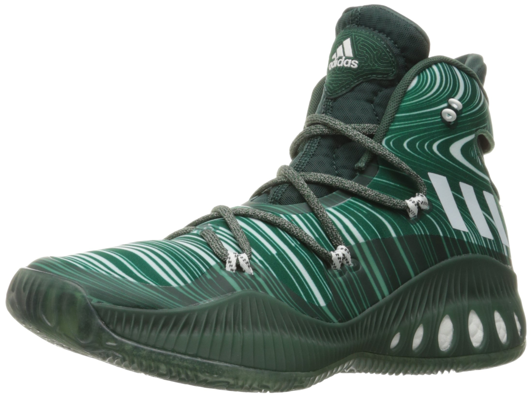 huge selection of 0db7a cd8dd adidas Performance Mens Crazy Explosive Basketball Shoe product image