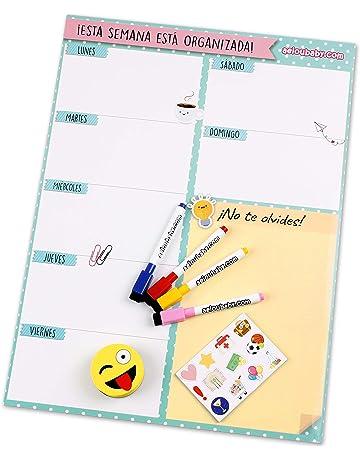 Tableros de planificación | Amazon.es