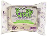 Boogie Wipes Gentle Saline Wipes - Unscented - 30