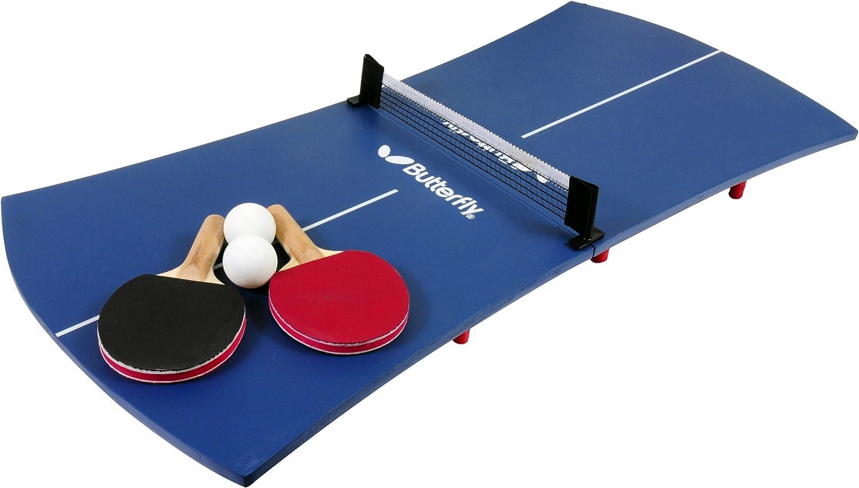 Butterfly - Mesa Mini de Ping Pong para niños, diseño con Forma ...