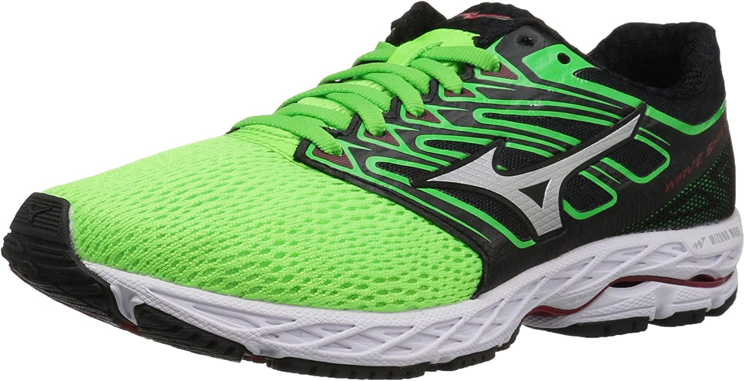 mizuno men's wave shadow running shoes