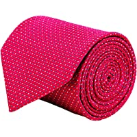 Barata Formal Ties For Men, Pink Tie Formal Broad (Pink8.8cmG1)
