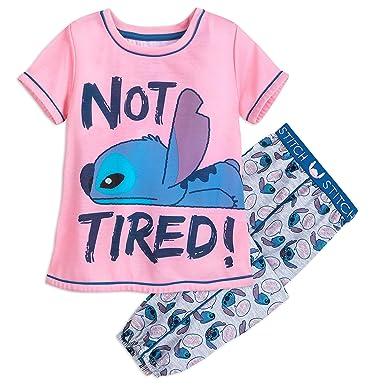 08d98cc26291 Disney Stitch Pajama Set for Kids - Lilo   Stitch Size 2 Multi