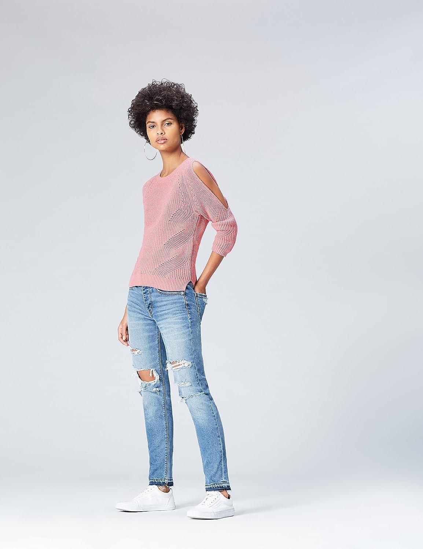 find Womens Cold Shoulder Jumper Brand