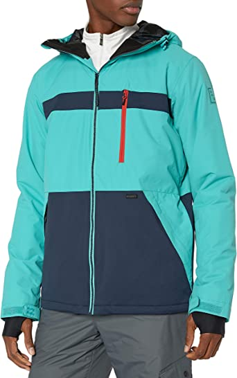 Billabong Mens All Day Insulated Snow Jacket