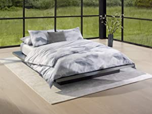 Calvin Klein Home Moonstone Comforter Set, Full/Queen, Pebble