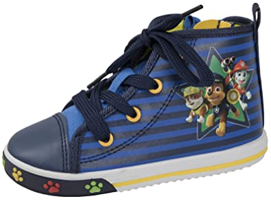 Paw Patrol Boys Kids Sneakers Skate//Street Low Trainers