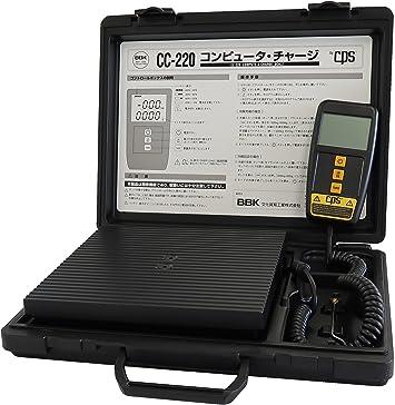 98210-A Mastercool portátil de aire acondicionado balanzas de carga digitales