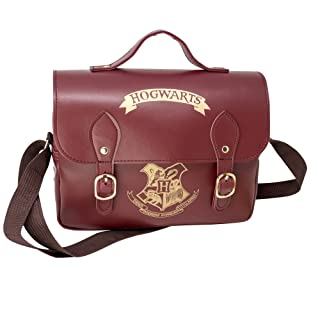 Harry Potter Lunch Bag Hogwarts (Satchel Style) Borse BSS
