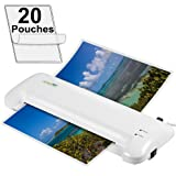 "Amazon Price History for:Apache AL9 9"" Thermal Laminator and 20 Laminator Pouches (White)"