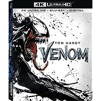 Venom 4K + Blu-ray + Digital