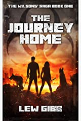 The Journey Home: The Wilsons' Saga, book one Kindle Edition