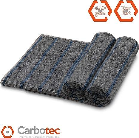 Mikrofaser Tuch Auto Wäsche Glas Innen Lack Felgen Reinigung Set 5 teilig