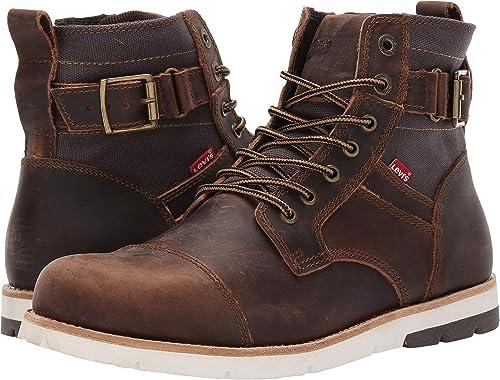 29f729d94916 Levi s¿ Shoes Men s Cobalt LE CT Boot Brown Charcoal ...