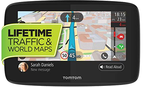 Best GPS for Global Maps: TomTom GO 620 Real-time Traffic