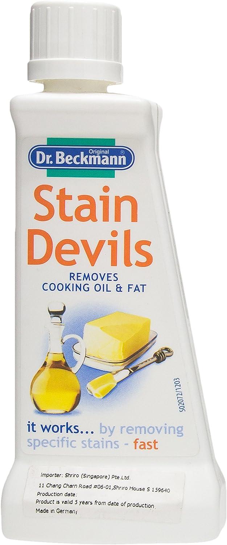 Dr Beckmann Stain Devils cocina aceite y grasa, 50ml