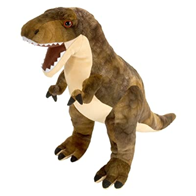 "Wild Republic T-Rex Plush, Dinosaur Stuffed Animal, Plush Toy, Gifts for Kids, Dinosauria 15"": Toys & Games"