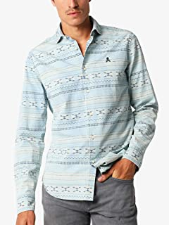 Scalpers Camisa Denim Motivos - Denim / 38: Amazon.es: Ropa y accesorios
