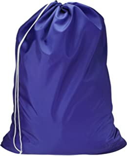 Amazon.com: Extra Large Laundry Bag with Drawstring, Color: Purple ...