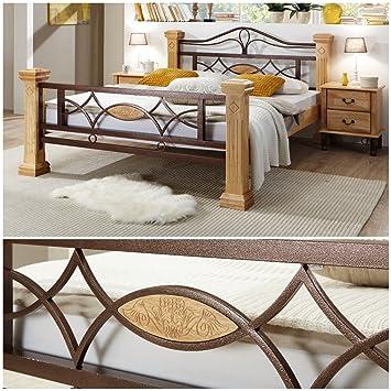 Massiv Holz Bett Holzbett ROM Natur Farbe In Buche 160x200 160 Ehebett  Doppelbett