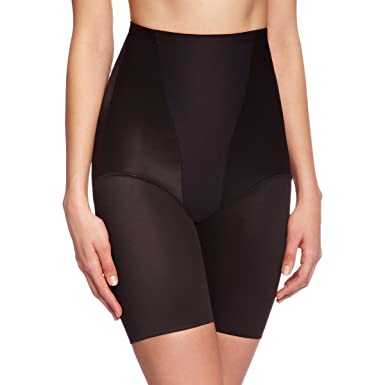 53260c35ec2 Miraclesuit Hi-Waist Thigh Slimmer Women s Briefs Black XL (UK  16 ...