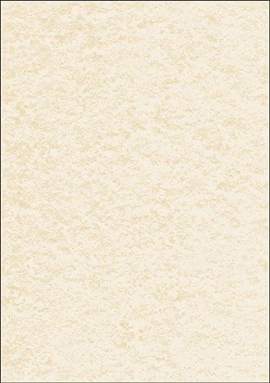 color blanco 500 hojas, 240 x 12, A4 cu/ádruple, 60, 53 y 57 g//m2 Papel continuo Sigel 33244 rosa y amarillo