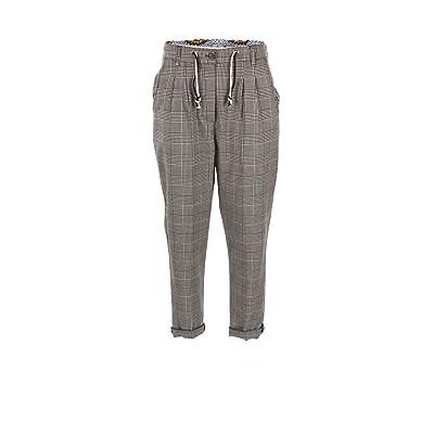Pantalone Donna Berna 46 Be72082 Gris Automne Hiver 2017/18