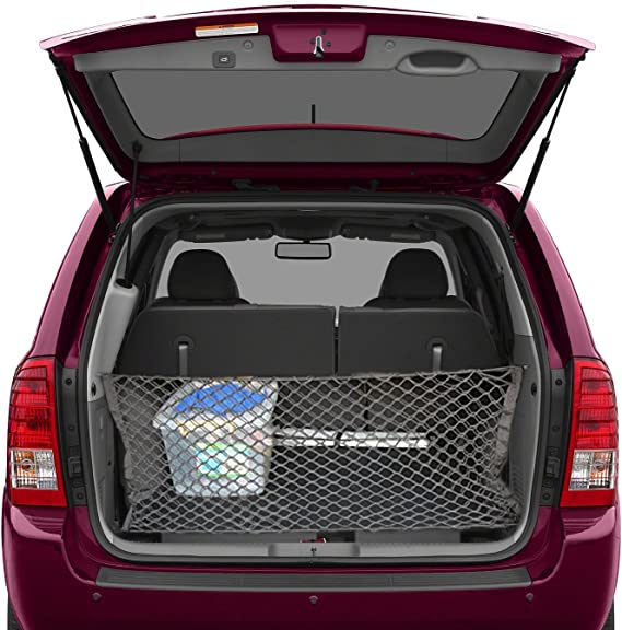 lebogner Trunk Storage Net Car Trunk Organizer