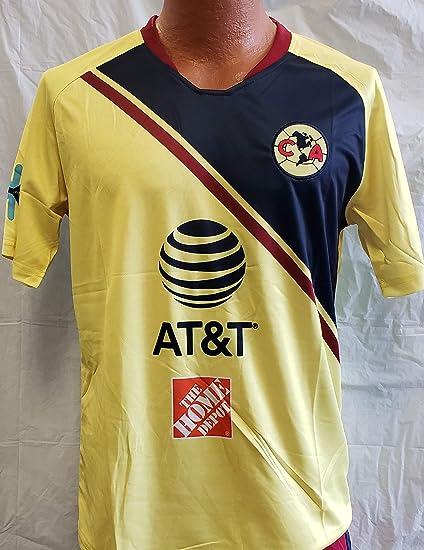 designer fashion 88bfa 8675e Amazon.com : New! Aguilas del America Generic Replica Jersey ...