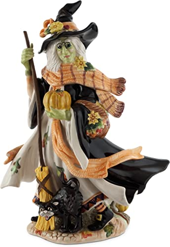 Halloween Collection, Harvest Witch Figurine