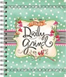 """LANG - 2018 Creative Planner - """"Field Guide"""", Artwork by Susan Winget - Perpetual Calendar - Guided Pages for Projects, Creativity - Grids, Stickers, Pocket - Spiral Hardcover, 218 Pages - 7"""" x 9"""""""