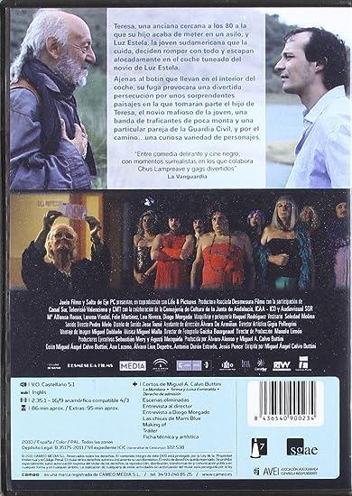 Mami Blue [DVD]: Amazon.es: María Alfonsa Rosso, Lorena Vindel, Fele Martínez, Leandro Rivera, Miguel Ángel Calvo Buttini: Cine y Series TV
