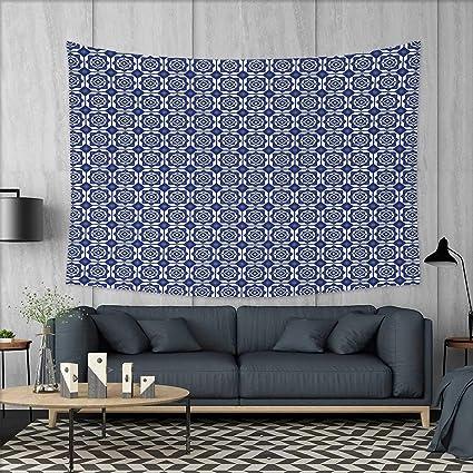 Amazon.com: Anniutwo Dutch Art Wall Decor Delft Style Geometric ...