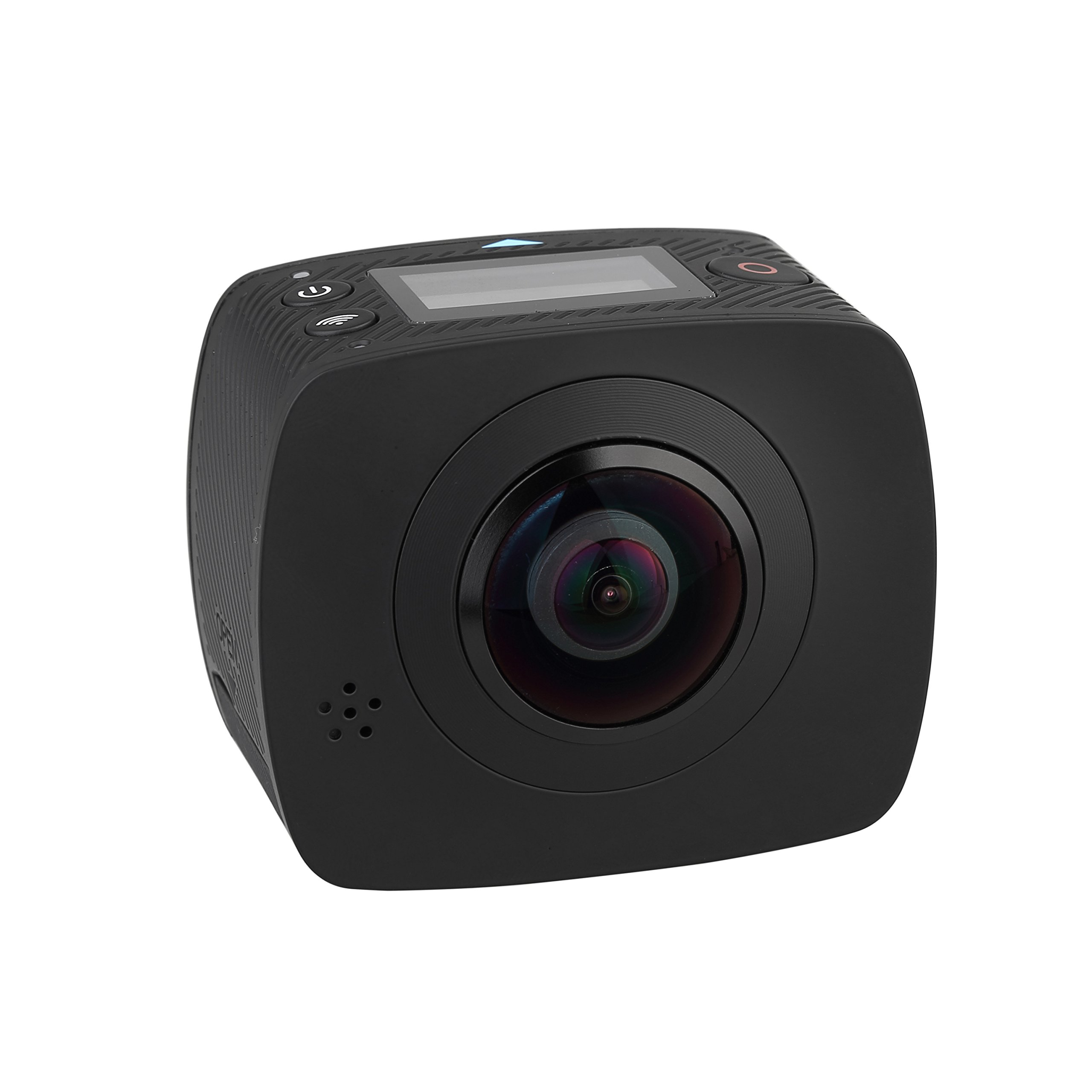 iview 360 PRO Sport Camera Sony CMOS 8MP Pixels Dual Lens 720 Degree Panoramic View VR Format Compatible with All VR Devices TV Tuners & Video Capture Black (360 Pro Camera)