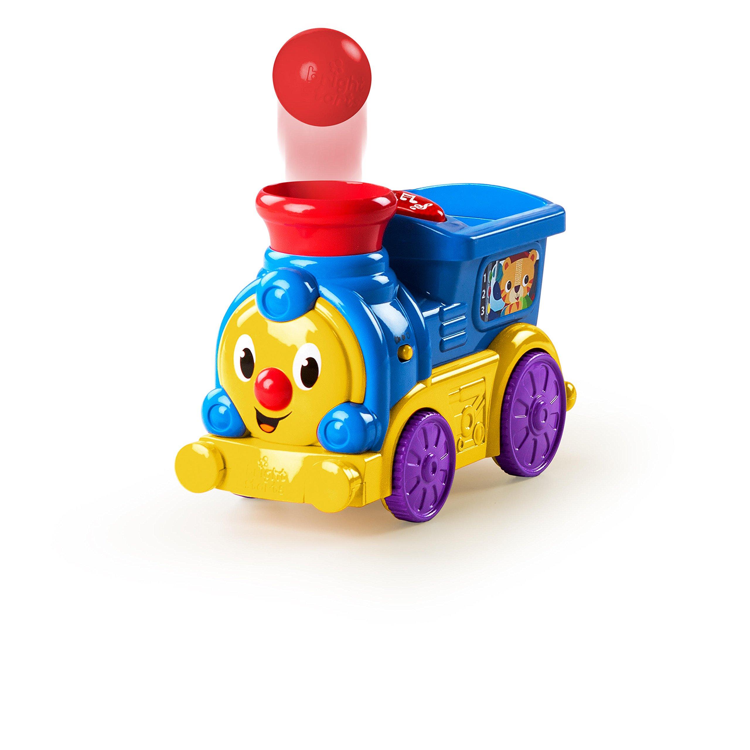 Bright Starts Roll & Pop Train Toy