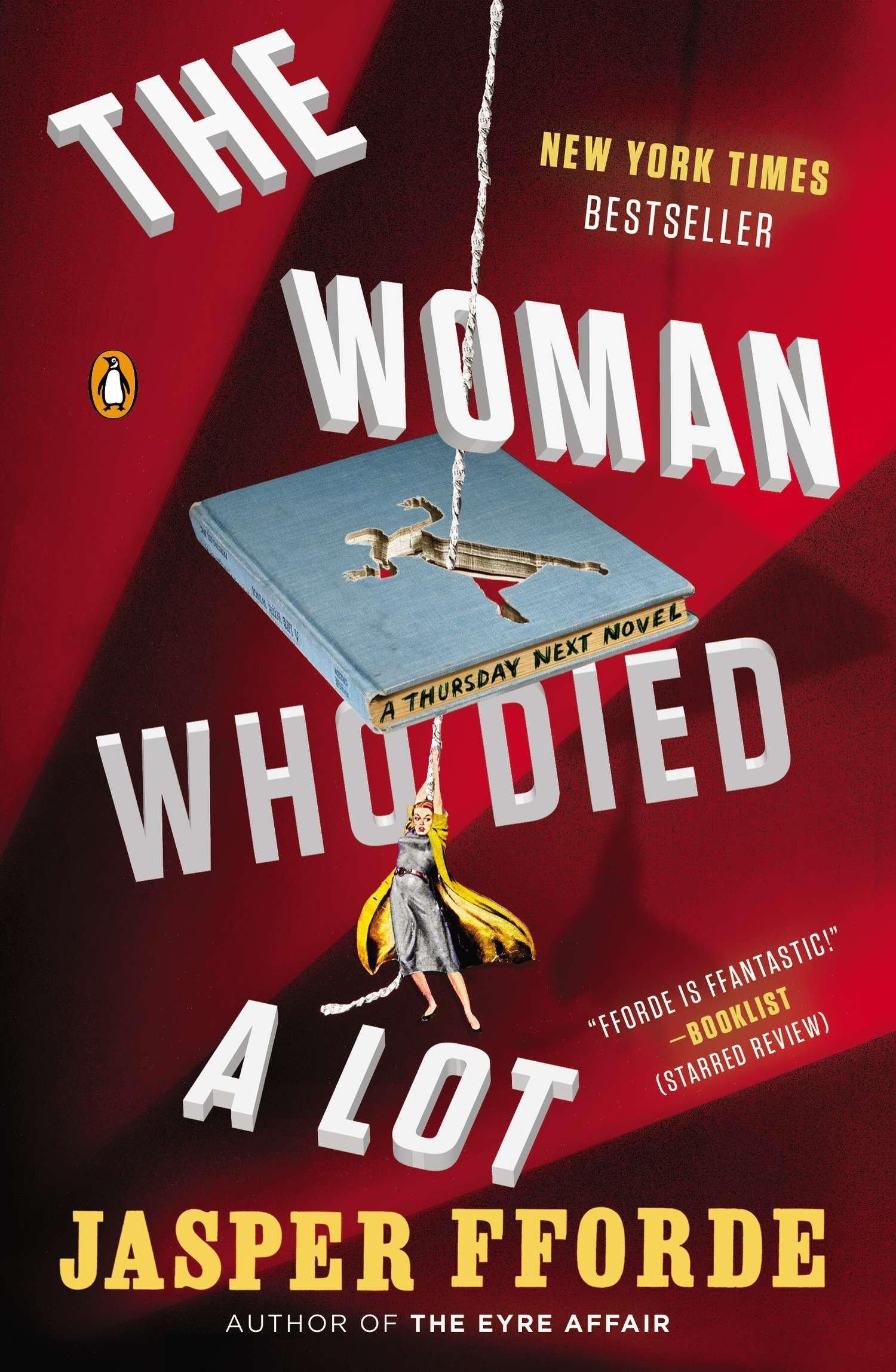 The Woman Who Died a Lot: A Thursday Next Novel ebook