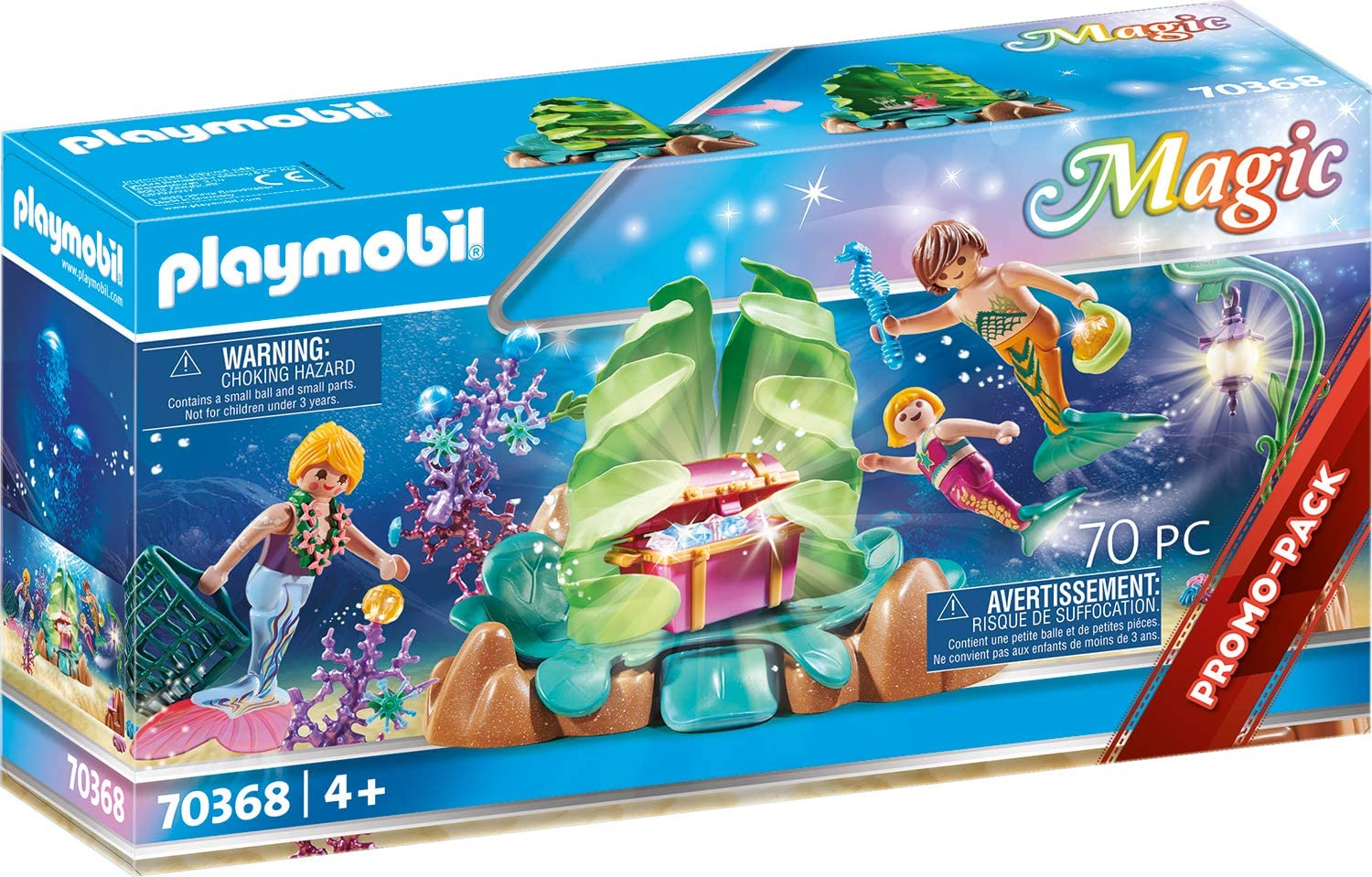 -35% Playmobil Magic - Lounge Bar delle Sirene